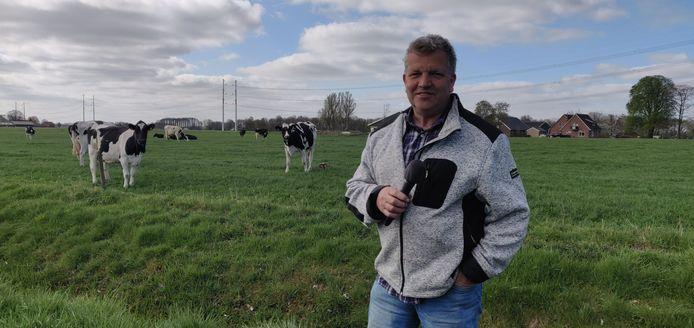 Ieder weekend neemt weerman Gerrit Vossers het weer door voor de komende dagen, geheel op eigen wijze. Het wordt 'ideaal weer veur de koeien'.