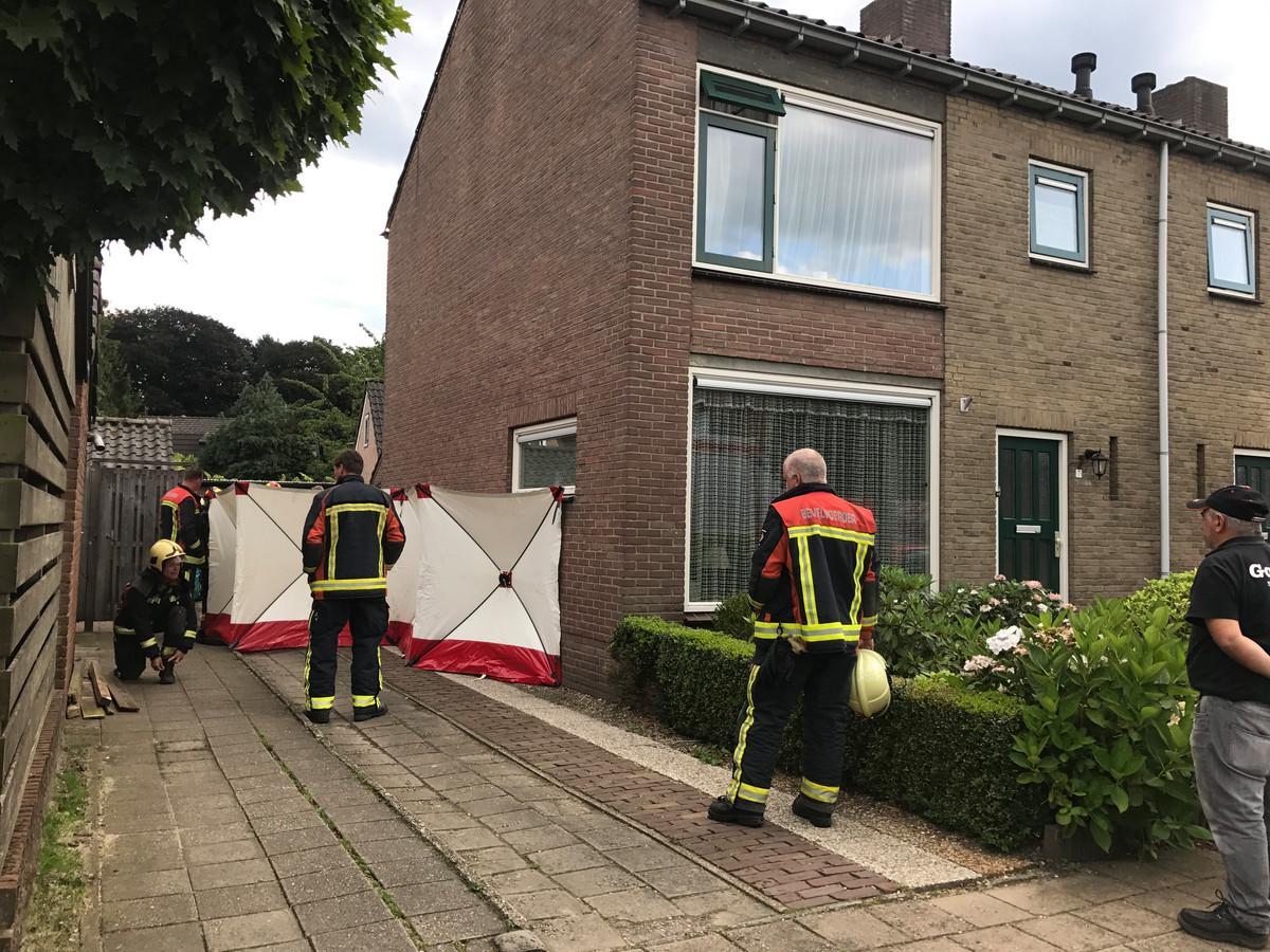 De 77-jarige inwoner van Eerbeek overleed in zijn woonplaats.