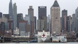 Meer dan 100.000 coronabesmettingen in staat New York