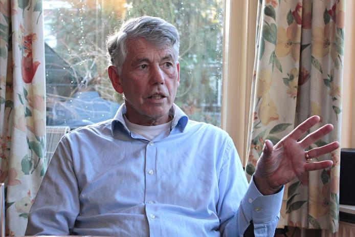 Karel Freeve op een archieffoto van begin 2013