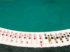 Zeven mannen aangehouden vanwege illegaal gokken in Hilversums pand