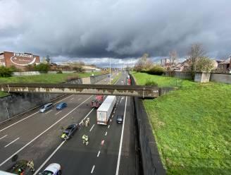 Rupeltunnel donderdagnacht afgesloten richting Brussel
