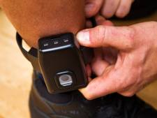 Veroordeelde riskeert zes maanden cel met doorknippen enkelband
