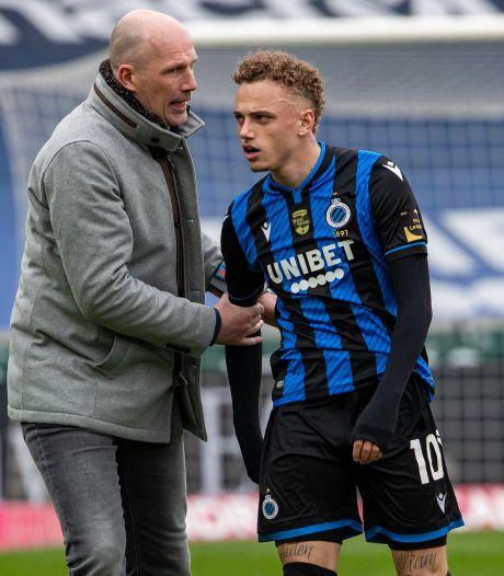 Noa Lang terug in wedstrijdselectie Club Brugge voor topper tegen Anderlecht
