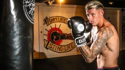 """Dewaest is 9 kilo lichter met dank aan diëtist, personal coach en bokstrainingen: """"Je moet je hoofd erbij houden of je krijgt klappen. In de ring én op het veld"""""""