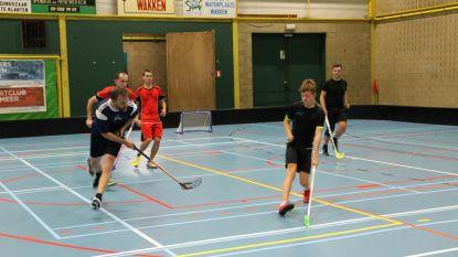 Floorballclub zoekt nieuwe leden