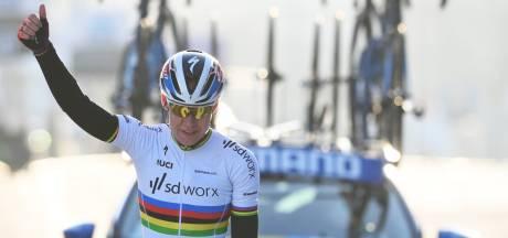 Start Anna van der Breggen in Amstel Gold Race onzeker