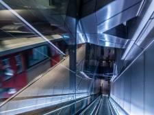 19-jarige man opgepakt voor seksueel misbruik op metrostation De Pijp