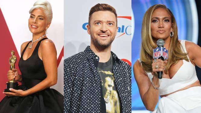 Van Lady Gaga tot Justin Timberlake: deze sterren zullen optreden op eedaflegging Joe Biden