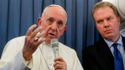 """Vaticaan trekt uitspraak paus over """"psychiatrie voor jonge homoseksuelen"""" in"""