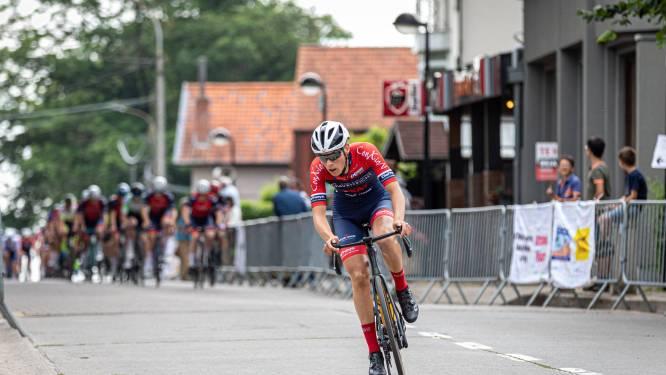 Gerben Dewinter terug van Tour de Valromey, zaterdag op BK tijdrijden en zondag in kermiskoers De Klijte