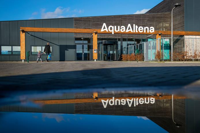 Zwembad Aqua Altena in Andel.