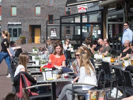 Terrassen Markt en Marktstraat Ede langer open