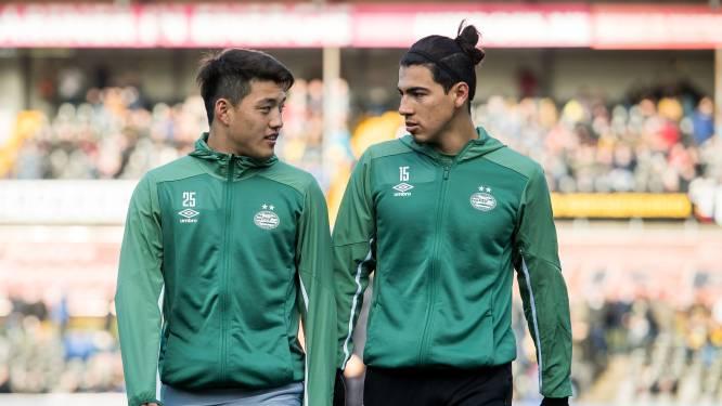 Gutíerrez keert terug bij groepstraining PSV