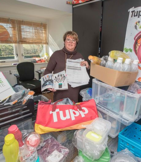 Einde van Tupperware komt als mokerslag voor Margriet; 'Er is alleen maar gehuild'