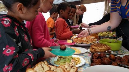 Gezond ontbijt op de IKORN Sint-Jorisschool