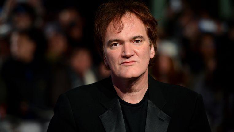 Quentin Tarantino. Beeld AFP