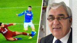 """Ex-ref Van Den Wijngaert: """"Als Sonck dit niet erg vindt, moet hij stoppen met over voetbal te lullen"""""""