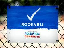 Nog geen één Rotterdammer heeft een aanvraag gedaan voor een rookvrije speelplek in zijn buurt
