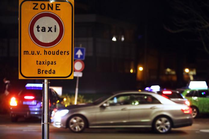 Tijdens carnaval zijn 248 taxipassen of -vignetten verstrekt door de gemeente Breda.