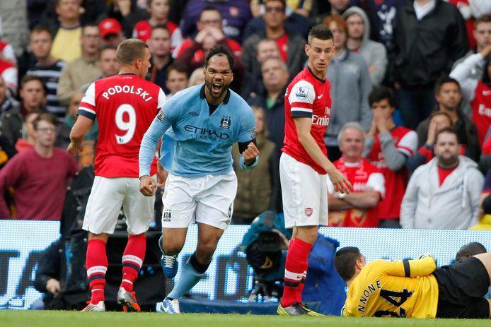 Lescott speelde meer dan zeshonderd wedstrijden in zijn carrière en scoorde daarin 34 keer, waaronder een tegen Arsenal in 2013.