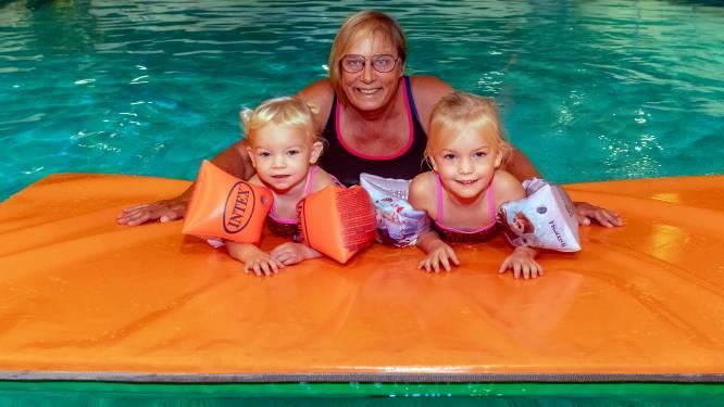 'Het is tij-hijd!' Zwemjuf Mary van Meel stopt met sportstudio Energy