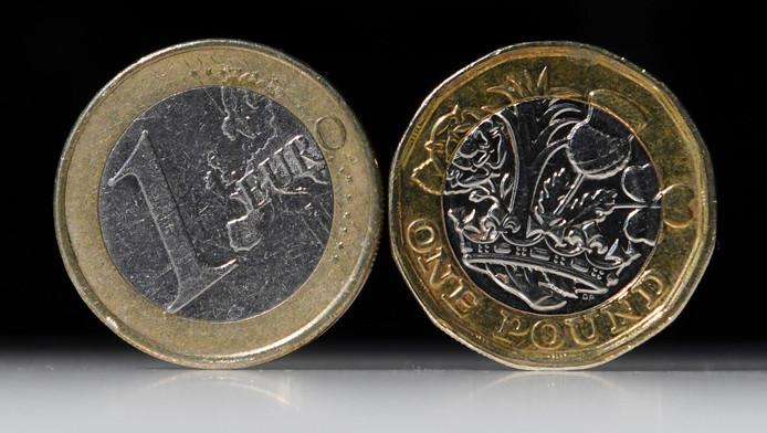 La Livre Sterling S Approche De La Parite Avec L Euro