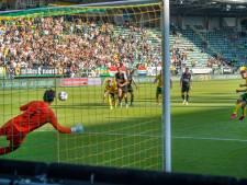 FC Eindhoven geeft bij ADO in het laatste kwart de wedstrijd uit handen