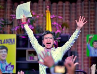 Colombiaanse hoofdstad Bogota krijgt eerste vrouwelijke burgemeester
