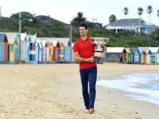 Buikblessure dwingt Djokovic tot herstelpauze: 'Schade groter dan ik dacht'