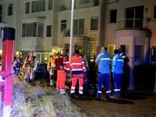 Appartementen Scheveningen ontruimd na pittige brand, bewoners ondergebracht in  naastgelegen hotel