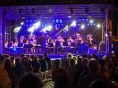 Veenendaalse 'proms' genieten volop van vol podium