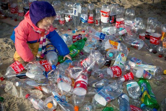 Er wordt op 22 maart weer afval verzameld op onze stranden.