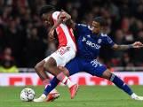Arsenal te sterk voor Leeds in bekerwedstrijd