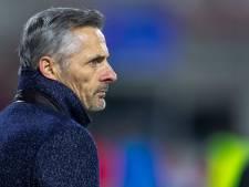 GA Eagles-trainer Kees van Wonderen: 'Naar onze mogelijkheden gespeeld'