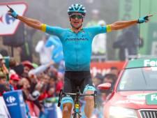 Fuglsang écrase déjà la concurrence en Andalousie, Teuns sur le podium