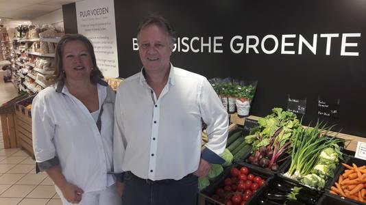 Binnenstad Foto B01 23 juni Helene en Wim Melis Broeders