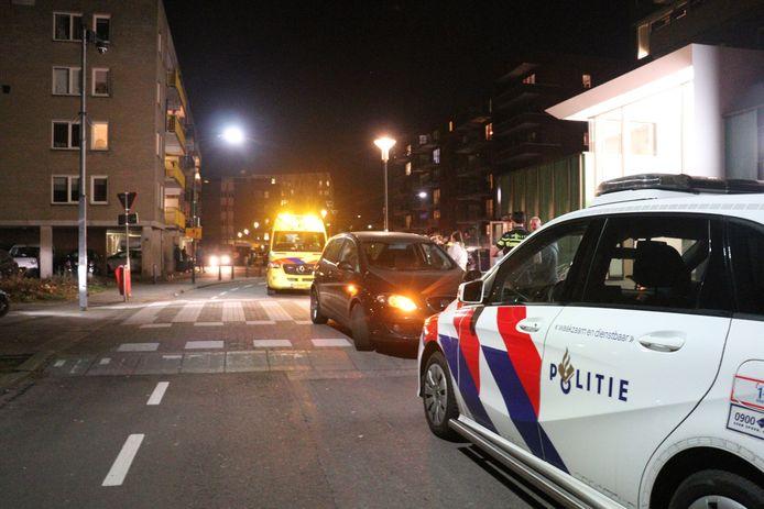 Het ongeluk gebeurde in de wijk Bisonspoor.