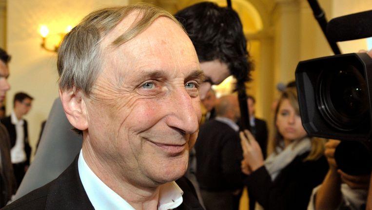 Michel Doomst zal Steven Vanackere opvolgen. Beeld PHOTO_NEWS