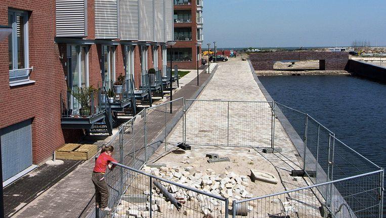 Nieuwbouwwoningen op IJburg. Beeld ANP