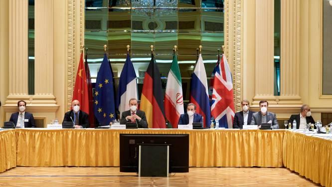 Gesprekken over terugkeer VS in nucleaire akkoord eindigen met positieve noot