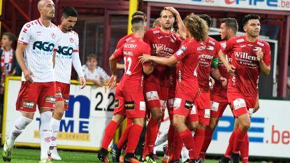 LIVE. Oostende halfweg 0-1 voor na vroeg doelpunt Milovic