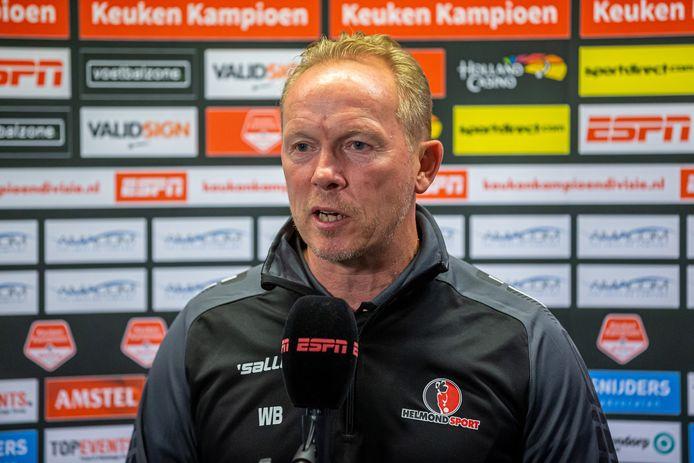Helmond Sport-trainer Wil Boessen