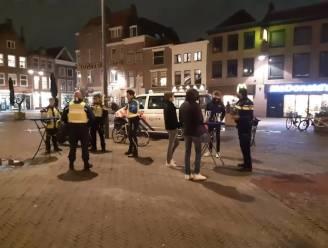 Jeugd wil rellen in Nederlandse Leiden en spreekt af voor 'koffie 2.0'. Politie onderschept berichten en wacht hen op met koffie en thee
