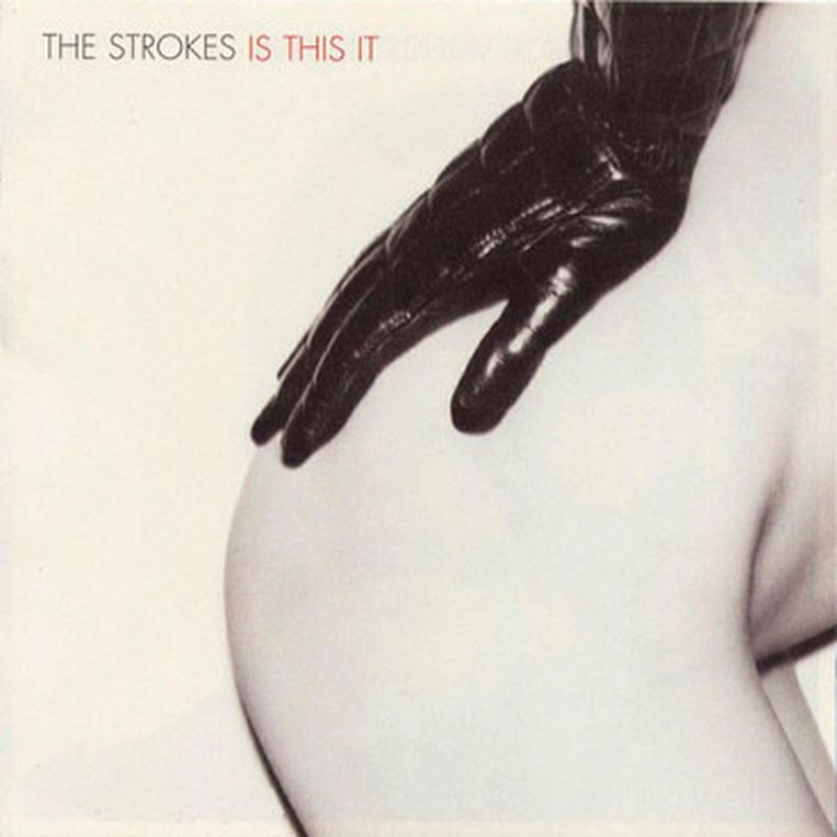 'Is This It' van The Strokes Beeld web