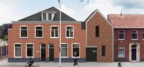 Met twee appartementen in Sanderspand krijgt Nieuwstraat in Oldenzaal oorspronkelijke gevels terug