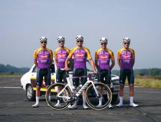 Alpecin-Fenix en Mathieu van der Poel brengen hulde aan Raymond Poulidor op ploegvoorstelling Ronde van Frankrijk