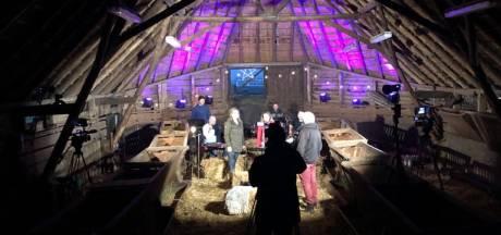 Op de hei bij Heerde samenkomen gaat nu even niet maar er is een alternatief: Kerstnachtdienst, de film