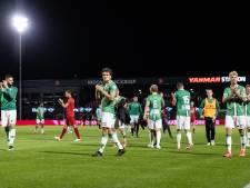 FC Dordrecht speelt knap gelijk in Almere, maar is toch teleurgesteld: 'We hadden onszelf ruimer moeten belonen'