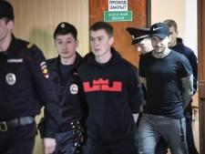 Celstraffen voor Russische internationals Mamajev en Kokorin